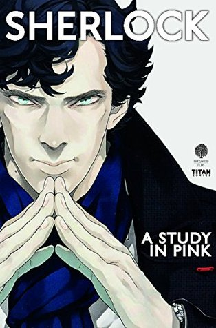 Sherlock Vol  1: A Study In Pink by Mark Gatiss