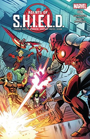 Agents of S.H.I.E.L.D. #6