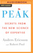 Peak: Secrets from the New ...