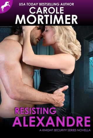 Resisting Alexandre (Knight Security, #0.5)