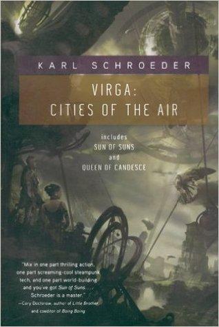 Virga by Karl Schroeder