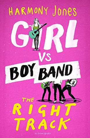The Right Track (Girl vs. Boy Band #1)