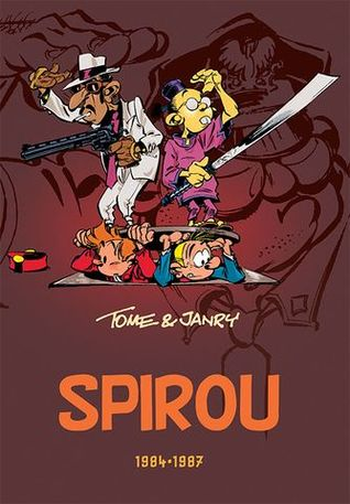 Spirou 1984-1987 by Tome