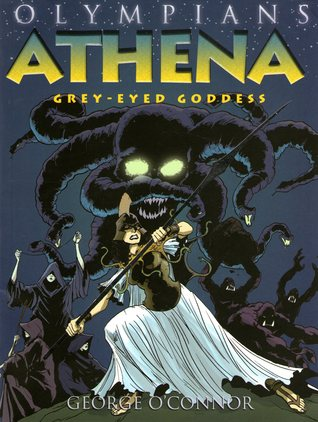 Athena by George O'Connor