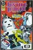 Justice League of America vs. Das Uberbot! Issue #48