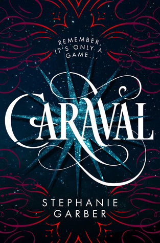 Win a SIGNED Copy of Caraval