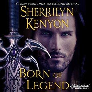 Born of Legend(The League: Nemesis Rising 9)