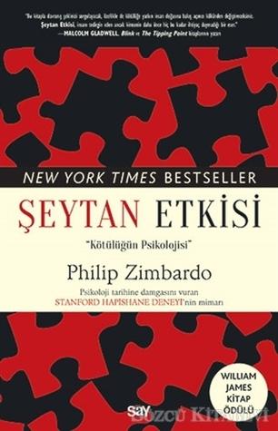 Ebook Şeytan Etkisi (Kötülüğün Psikolojisi) by Philip G. Zimbardo read!