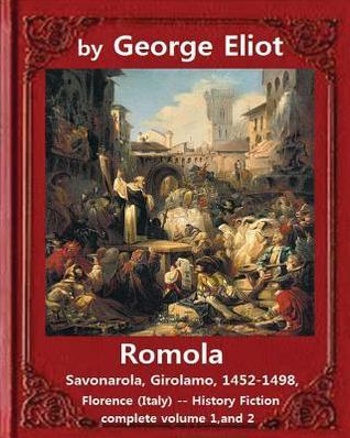 Romola, (1863), by George Eliot COMPLETE VOLUME 1, AND 2 (novel): Christian Bernhard, Freiherr von Tauchnitz (August 25, 1816 Schleinitz, present day Unterkaka - August 11, 1895 Leipzig), the founder of the firm of Bernhard Tauchnitz, was the nephew of...