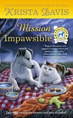 Mission Impawsible(Paws and Claws Mystery 4)