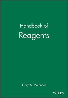 Handbook of Reagents, 4 Volume Set