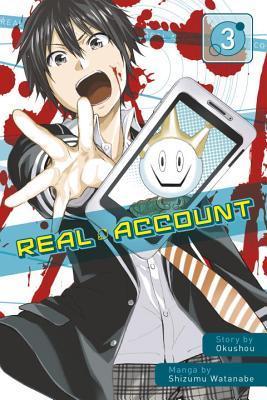 Real Account, Vol. 3 por Okushou