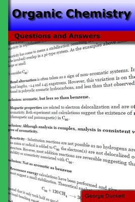 Organic Chemistry: Questions and Answers