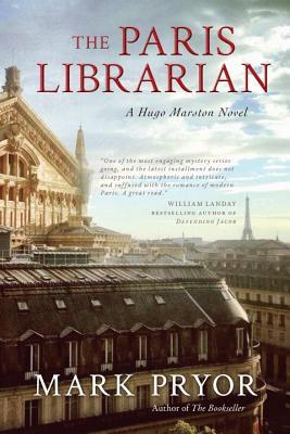 The Paris Librarian(Hugo Marston 6)
