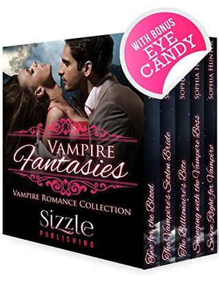 Vampire Fantasies Collection: Shapeshifter Paranormal BBW Vampire Fantasy Romance Collections & Anthologies (Romance Books with Menage Romance, Alpha Male Romance, Billionaire Steamy Romance)