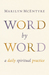 A Word a Week: Pausing Where Scripture Gives You Pause