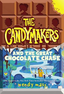 The Candymakers and the Great Chocolate Chase (The Candymakers, #2)