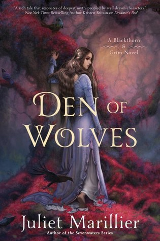 Review: Den of Wolves by Juliet Marillier (@jessicadhaluska, @acerocbooks)