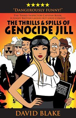 The Thrills & Spills of Genocide Jill: The 3rd Case for Inspector Capstan Download PDF