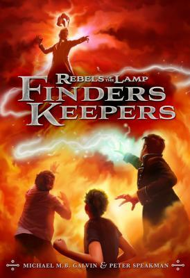 Finders Keepers (Rebels of the Lamp, #2)