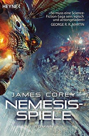 Nemesis-Spiele (Expanse, #5)