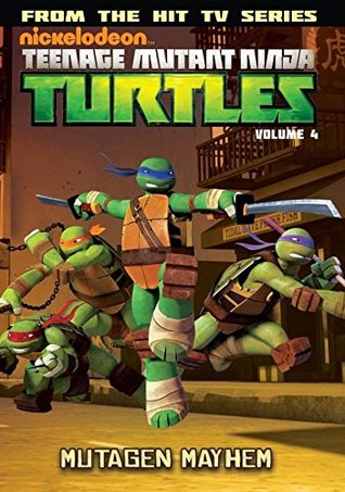 Teenage Mutant Ninja Turtles: Animated Vol. 4: Mutagen Mayhem (Teenage Mutant Ninja Turtles: Animated 2003)