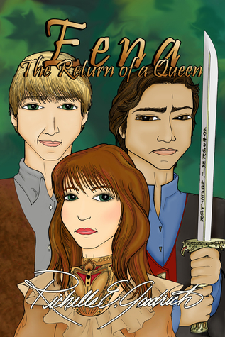 Eena, The Return of a Queen(The Harrowbethian Saga 2)