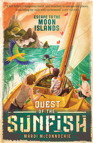 Escape to the Moon Islands(Quest of the Sunfish 1)
