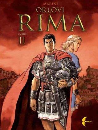 Orlovi Rima - knjiga II(Les aigles de Rome 2)
