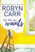 The Life She Wants by Robyn Carr