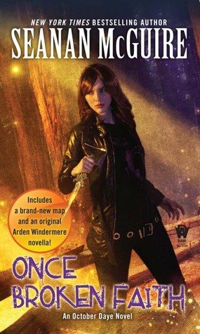 Book Review: Seanan McGuire's Once Broken Faith