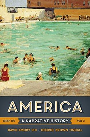 America: A Narrative History (Brief Tenth Edition) (Vol. 1): 2