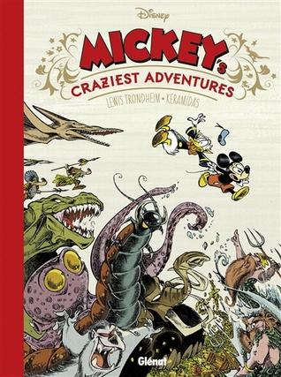 Mickey's craziest adventures by Lewis Trondheim