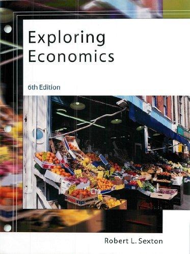Exploring Economics 6th Edition
