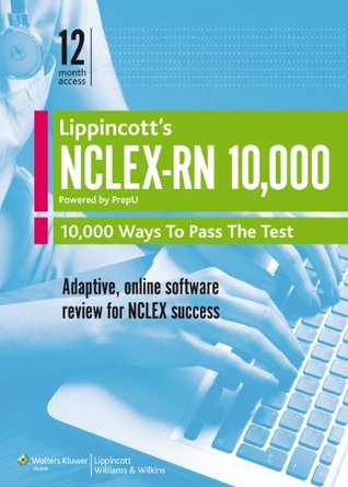 NCLEX-RN 10,000 - Powered by PrepU; DocuCare 1Year; Billings Q&A Review 11E Package