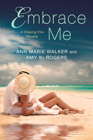 {Review} Embrace Me by Ann Marie Walker and Amy K. Rogers