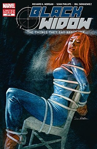 Black Widow: The Things They Say About Her #5