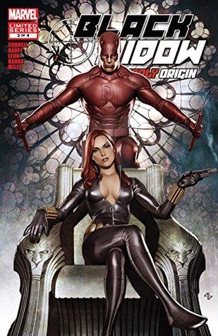 Black Widow: Deadly Origin (2009-2010) #3 (of 4)