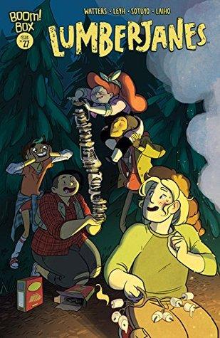 Lumberjanes: Sparrow A Moment, Part 3 (Lumberjanes, #27)