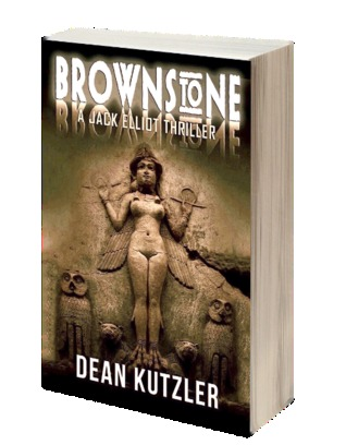 Brownstone (Jack Elliot, #1)