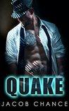 Book cover for Quake (Quake, #1)