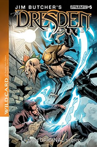 Jim Butcher's Dresden Files: Wild Card #5