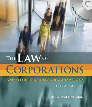 Law of Corporations and Other Business Organization
