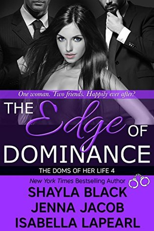 The Edge of Dominance by Shayla Black