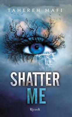 Shatter Me (Shatter Me #1)