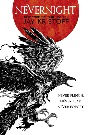 Jay Kristoff: The Nevernight Chronicle Series