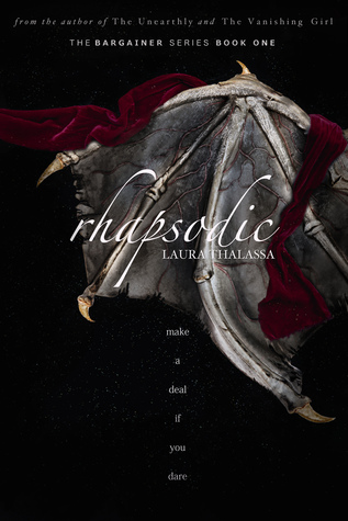 Rhapsodic (The Bargainer #1) - Laura Thalassa