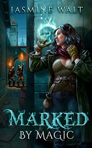 Marked by Magic (The Baine Chronicles, #4)