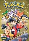 Pokemon 5. Oro, Plata y Cristal 1 by Hidenori Kusaka