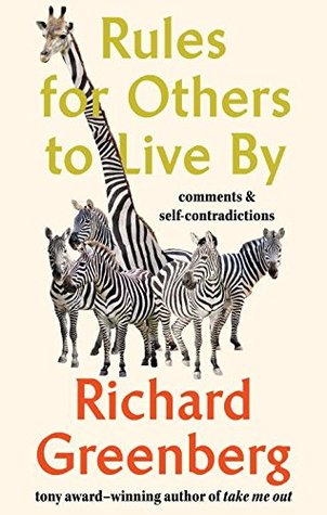 Rules for Others to Live By: Comments & Self-Contradictions